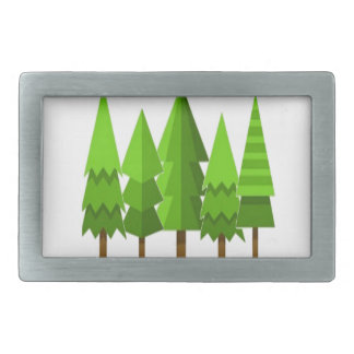 NATURAL LOVE RECTANGULAR BELT BUCKLE