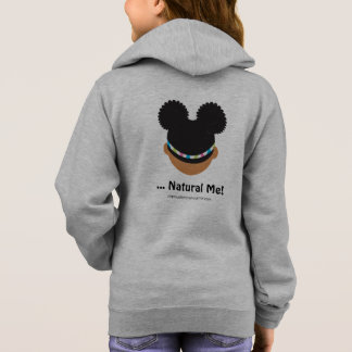 Natural Me! Double-Sided Hoodies! Hoodie