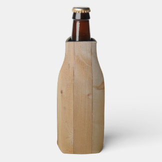 Natural New Fence Texture Bottle Cooler
