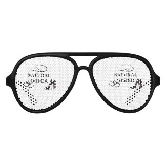 NATURAL ORDER PARTY SUNGLASSES