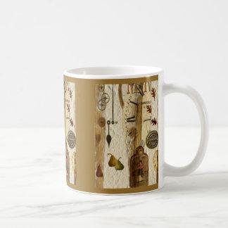 Natural Organic Basic White Mug