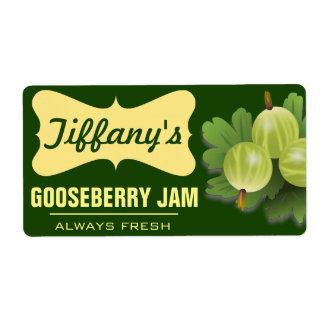 Natural Organic | Gooseberry Jam | Handmade Jams