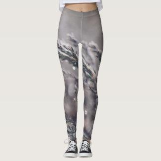 Natural pattern leggings