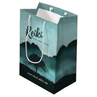 Natural Reiki Master and Yoga Mediation instructor Medium Gift Bag