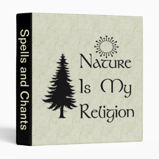 Natural Religion Binders
