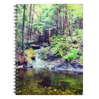 Natural River Photo Notebook