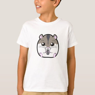 Natural Russian Dwarf Hamster T-Shirt