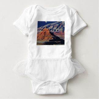 natural shapes of the desert baby bodysuit