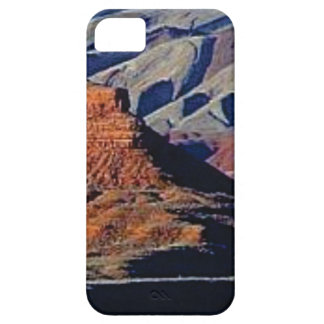 natural shapes of the desert case for the iPhone 5
