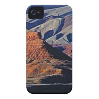 natural shapes of the desert iPhone 4 cover
