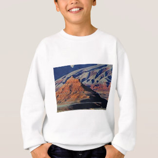 natural shapes of the desert sweatshirt