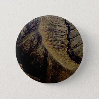 natural stitches 2 inch round button