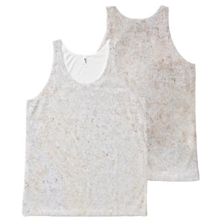 Natural Stone Pattern All-Over-Print Tank Top