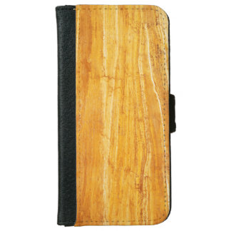 Natural Stone Pattern Wallet Case