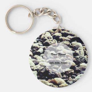 Natural Stones Keychain
