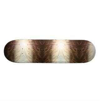 Natural Stripes Skateboard