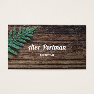 Natural Style Business Cards