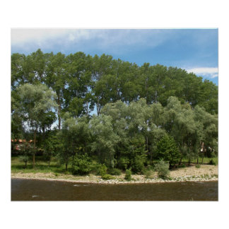 Natural surroundings    Poster