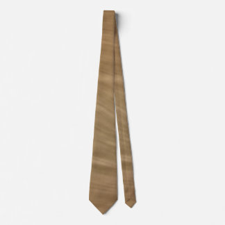 Natural Tan Sandstone Rock Design Tie