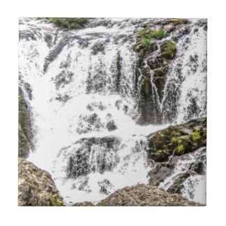 Natural water flows tile