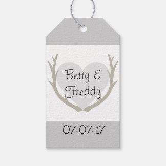 Natural Wedding Gift Tags