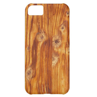 Natural Wood Background - iPhone 5 Case