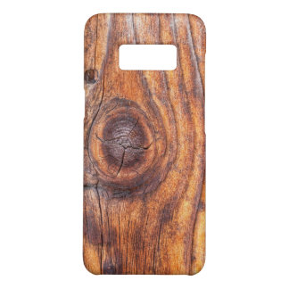 Natural Wood Texture Case-Mate Samsung Galaxy S8 Case