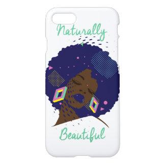 """Naturally Beautiful"" IPhone Case"