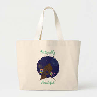 """Naturally Beautiful"" Tote"