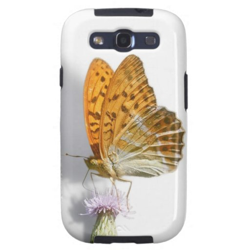 Naturally Butterfly Galaxy S3 Cases