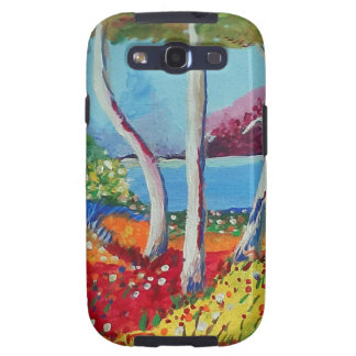 Naturally colorful galaxy SIII case