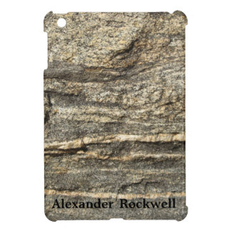 Naturally Cool Surfaces_Granite look personalized Cover For The iPad Mini
