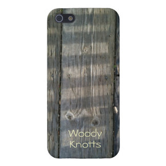 Naturally Cool Surfaces_Shadow Planks_personalized iPhone 5 Case