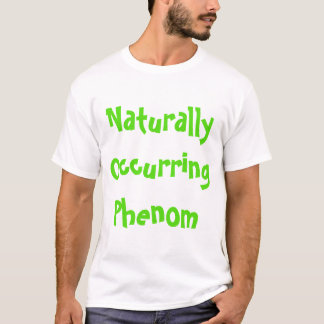 Naturally Occurring Funny Summer Beach Dad Gift T-Shirt
