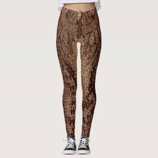 Naturally Snake skin style legging. Leggings