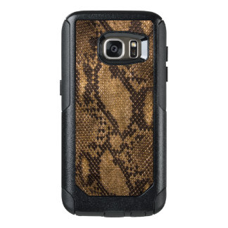 Naturally Snake skin style Samsung Cases