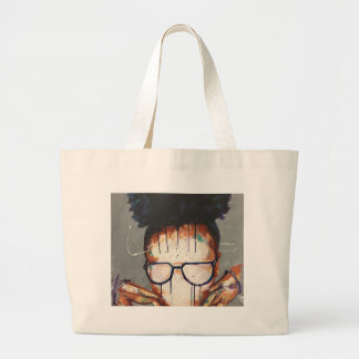 Naturally VIII Large Tote Bag