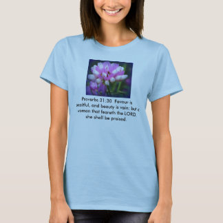 Nature and Scripture T-Shirt