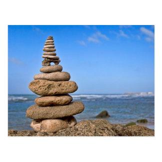 Nature Balance Postcard