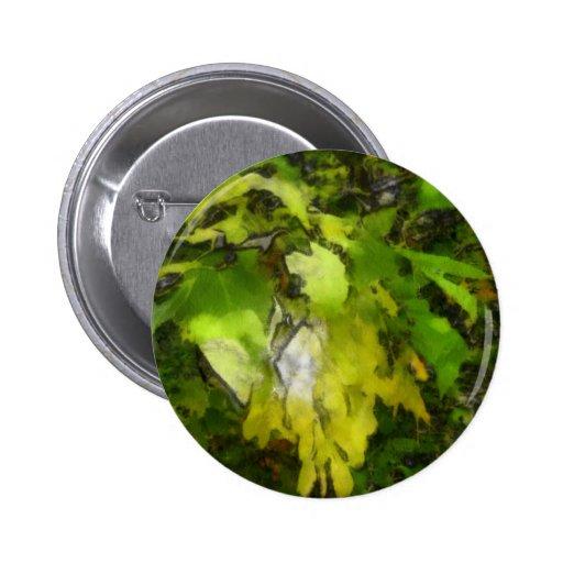 Nature Pinback Button