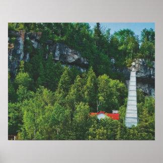 Nature Canada ONTARIO : Romantic Sensual LOWPRICE Poster