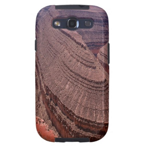 Nature Canyon River Wind Galaxy S3 Cases