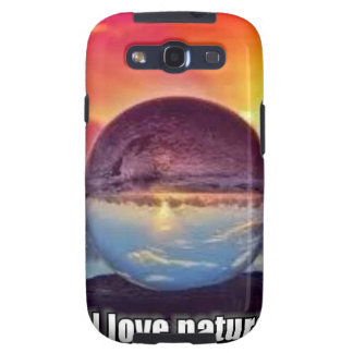 Nature Galaxy S3 Covers