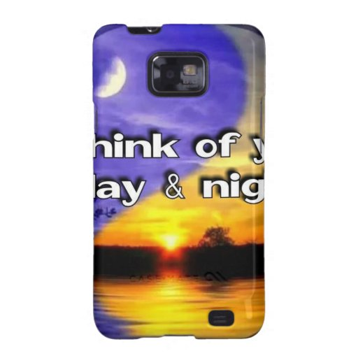Nature Samsung Galaxy SII Cases