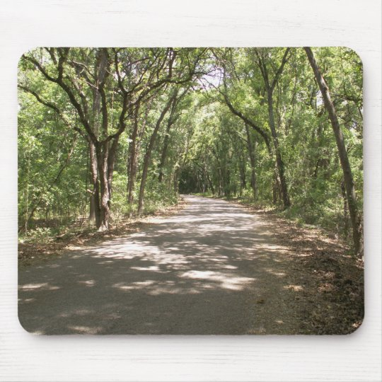 Nature Centre pathway Mouse Pad