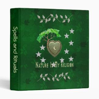 Nature Church Vinyl Binder