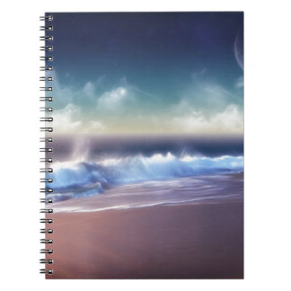 Nature Coast Surfs Up Notebook