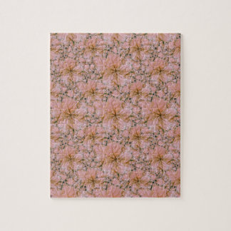Nature Collage Print Jigsaw Puzzle