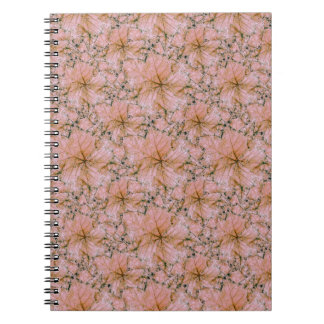 Nature Collage Print Notebook