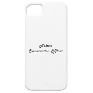 Nature Conservation Officer Classic Job Design iPhone 5 Case